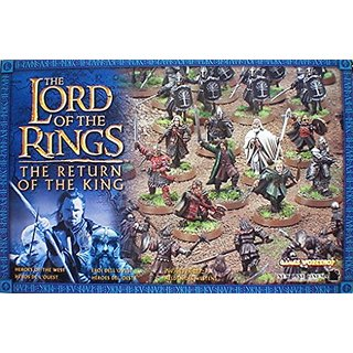 Lord of the Rings Strategy Battle Game Heroes of the West