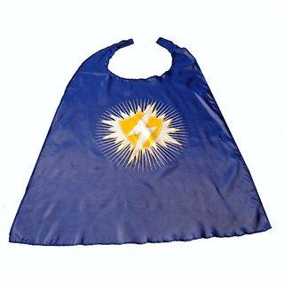 WeGlow International Blue Super Hero Capes, Set of 2, Small