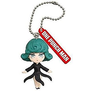 Takara TOMY- One Punch Man Keychain Figure- 1.5
