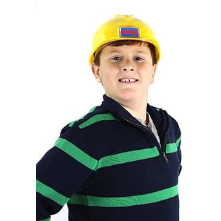 Childrens Construction Hard Hat (Design may vary)