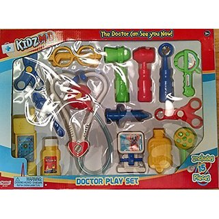 Kidz M.D. Doctor Play Set by Manley