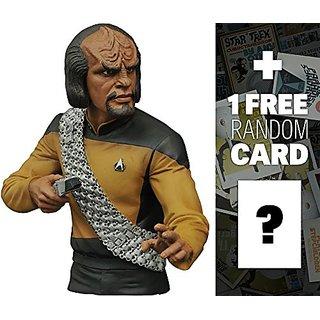 Worf: ~7