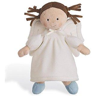 North American Bear Company Little Princess Angel Doll Brunette 10