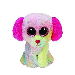Ty Beanie Boo Lovesy the Puppy Dog 6