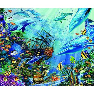 Return to Treasure Island - 1000 Piece Jigsaw Puzzle By SunsOut
