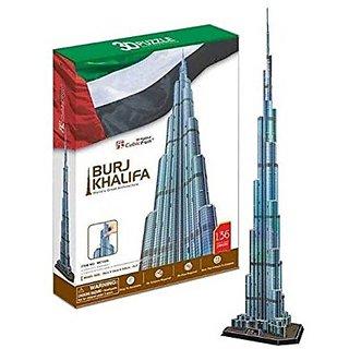 CubicFun MC133H Burj Khalifa Puzzle