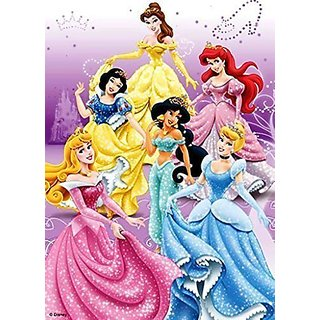 Disney Princess Snow White Cinderella 500 Piece Jigsaw Puzzle (Pc045)