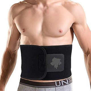 d95914b843 Buy Adjustable Waist Shaper Sweat Belt For Men Tummy Tucker for Men Online  - Get 85% Off