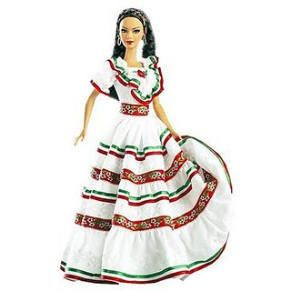 Festivals of the World: Cinco De Mayo Barbie Doll