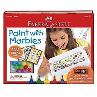 EASY TO USE: Quality art materials and step-by-step illustrated project instructions is the perfect kick off for beginn