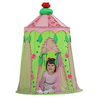 Dream House Girls Dome Inside Castle Play Pop up Tents for Babies