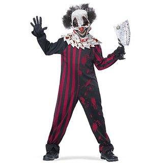 California Costumes Killer Klown Child Costume, Medium