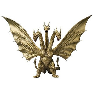 Bandai Tamashii Nations S.H.MonsterArts King Ghidorah