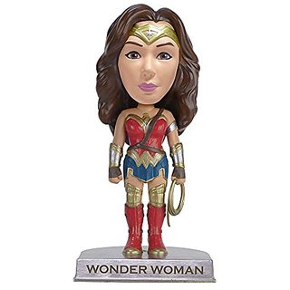Funko Wacky Wobbler: Batman vs Superman - Wonder Woman Action Figure