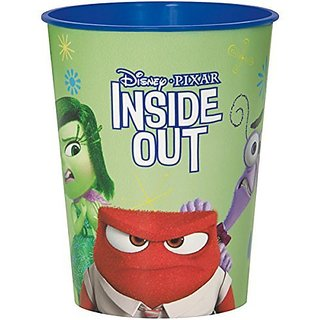 American Greetings Inside Out 16 oz Plastic Party Cup Party Supplies