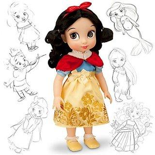 Disney Animators Collection Snow White Doll - 16