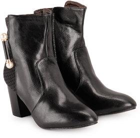 Nell Women's Black Boots