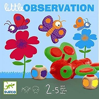 Djeco Little Observation Game