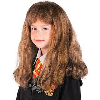 Harry Potter Costume Accessory, Childs Hermione Granger Wig