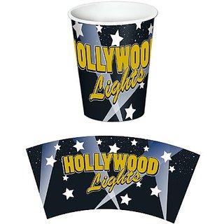 Hollywood Lights Beverage Cups (8 Pkg)