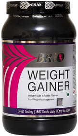 Brio Weight Gainer 1.5Kg Chocolate