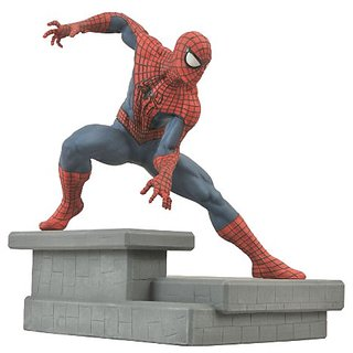 Diamond Select Toys The Amazing Spider-Man 2: Spider-Man Resin Statue