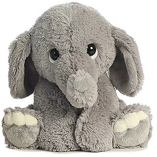Aurora 0 World Lil Benny Phant Grey Plush