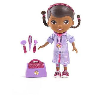 Doc McStuffins Time For Your Check Up Doll Set