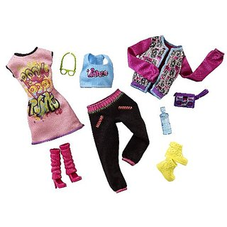 Barbie Fashionistas Outfits Rock Concert