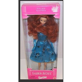 Barbie Fashion Avenue Kay-Bee Special Edition 1998