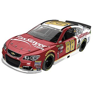 Lionel Racing Dale Earnhardt Jr #88 Taxslayer 2016 Chevrolet SS NASCAR Diecast Car (1:24 Scale)
