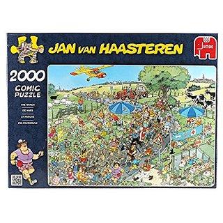 Jumbo Jan Van Haasteren The March Puzzle (2000-Piece)