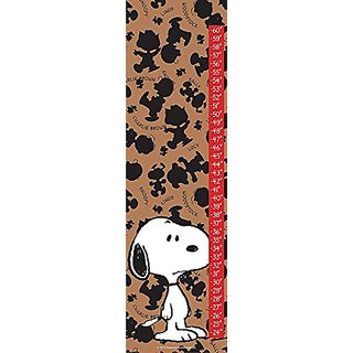 Peanuts MH-PNTS-77-C-42 Pattern Canvas Growth Chart, 12