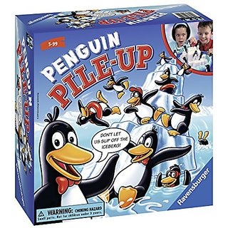 Ravensburger Penguin Pile - Up - Childrens Game