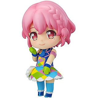 Good Smile Pirpara Reona West Twin Gingham Cyalume Nendoroid Co-De Action Figure