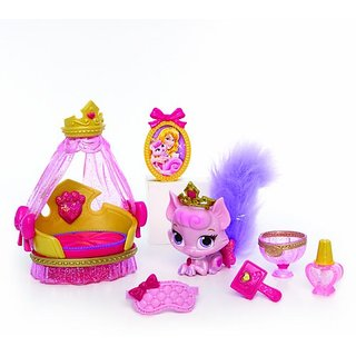 Disney Princess Palace Pets Beauty and Bliss Playset - Aurora (Kitty) Beauty