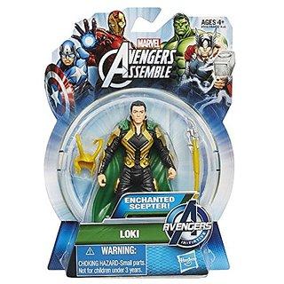 Marvel Avengers Assemble Avengers Iniative Loki 3 3 4