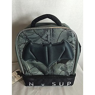 Batman V Superman 2 pouch Lunch Bag