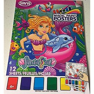 Magic Paint Posters - Fantasea