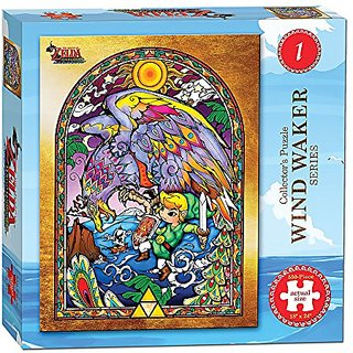 The Legend of Zelda Wind Waker Collectors Puzzle Series #1