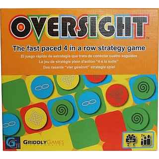 Oversight: Abstract Strategy Game
