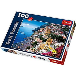 Trefl Positano Italy Jigsaw Puzzle (500-Piece)