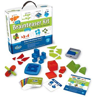 A Ha! Brainteaser Kit