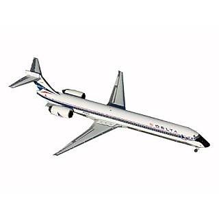 Gemini Jets Delta MD-90 (Widget) Aircraft (1:400 Scale)