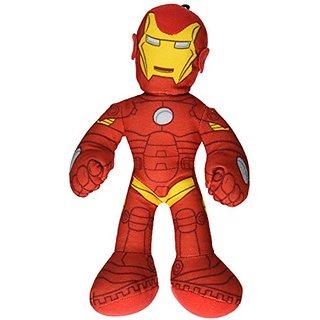 9 Inch Marvel Avengers Assemble Iron Man Stuffed Plush Doll
