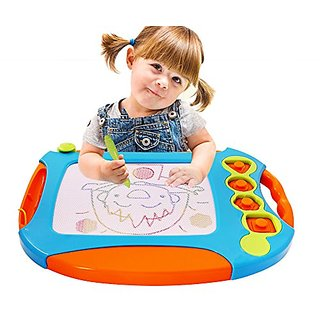 Wishland Doodle Sketch Learning Toy Erasable Colorful Exact Large Magnetic Drawing Board