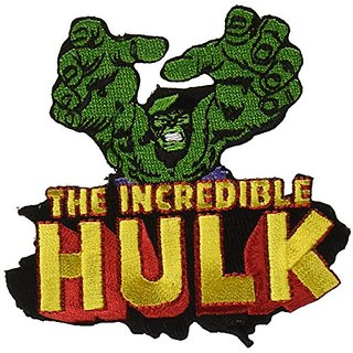 Application Marvel Comics (Retro) Hulk Reach Patch
