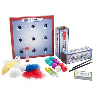 NBCs Minute to Win It Board Game