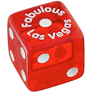 Trademark Poker Fabulous Las Vegas Dice, Set of 200