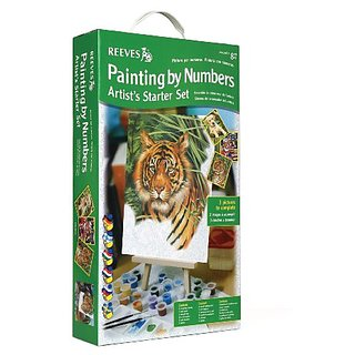 Reeves No.2 Painting by Numbers Artist Starter Set